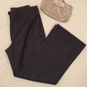 SZ 6 Banana Republic high rise denim pants